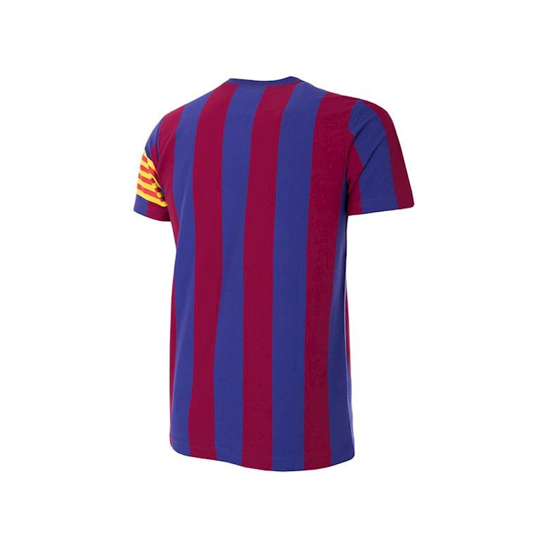 6853 | FC Barcelona Captain Retro Kinder T-Shirt | 2 | COPA