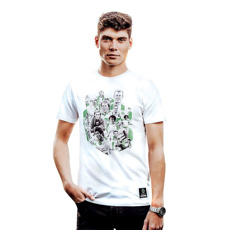 6742 | F.C. Groningen Legends T-shirt | White | 1 | COPA