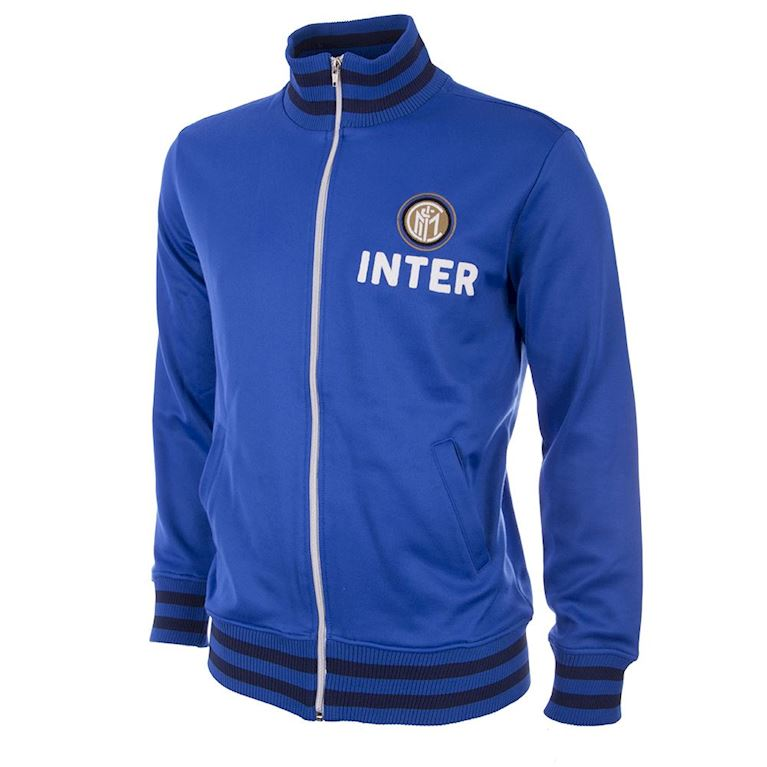 889 | FC Internazionale 1960´s Retro Football Jacket | 1 | COPA