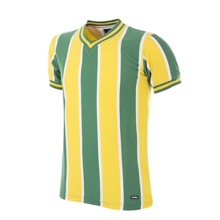 174 | FC Nantes 1965 - 66 Retro Football Shirt | 1 | COPA
