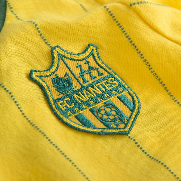 6817 | FC Nantes 'My First Football Shirt' Long Sleeve | 2 | COPA
