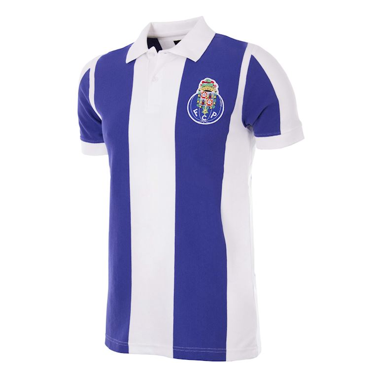289 | FC Porto 1951 - 52 Retro Voetbal Shirt | 1 | COPA