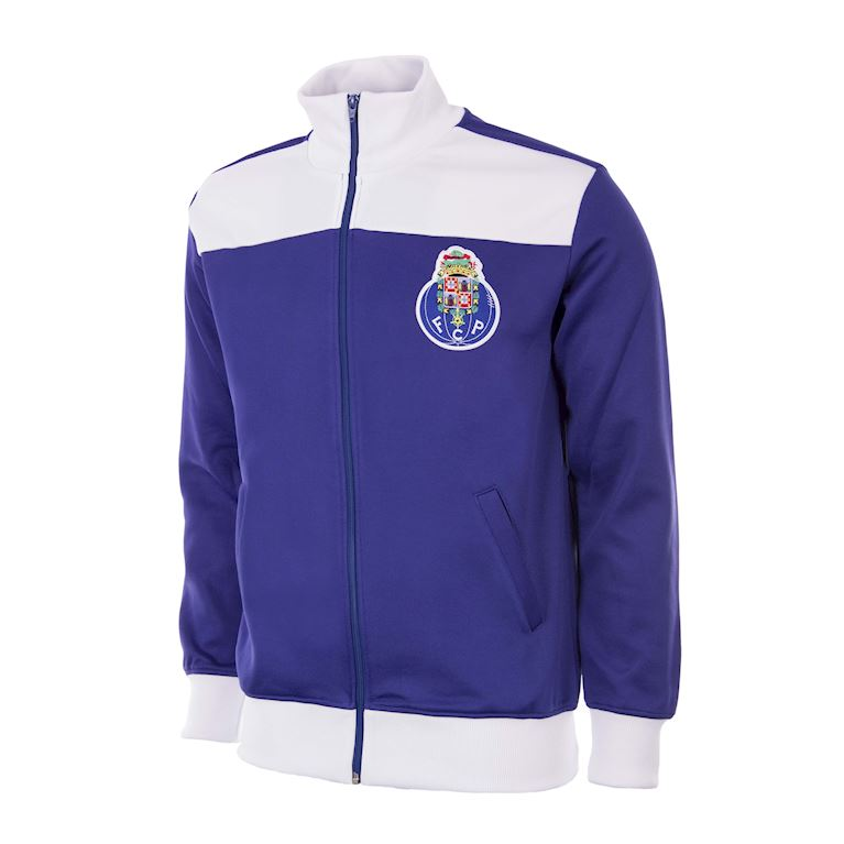 930 | FC Porto 1957 Retro Football Jacket | 1 | COPA