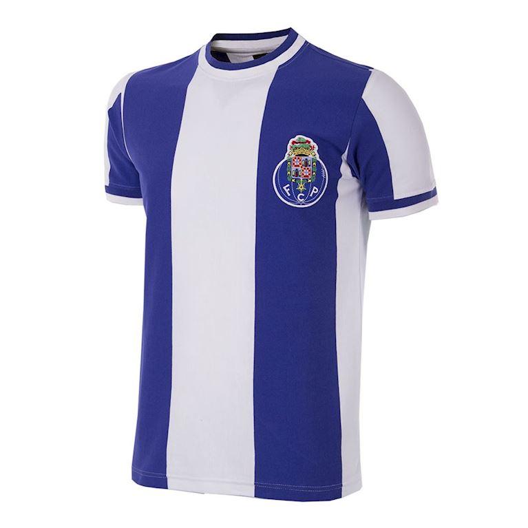 125 | FC Porto 1971 - 72 Retro Voetbal Shirt | 1 | COPA