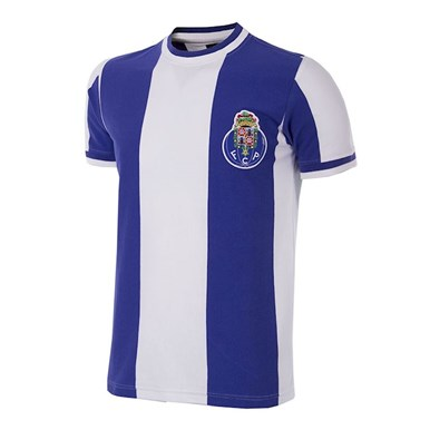125 | FC Porto 1971 - 72 Retro Football Shirt | 1 | COPA
