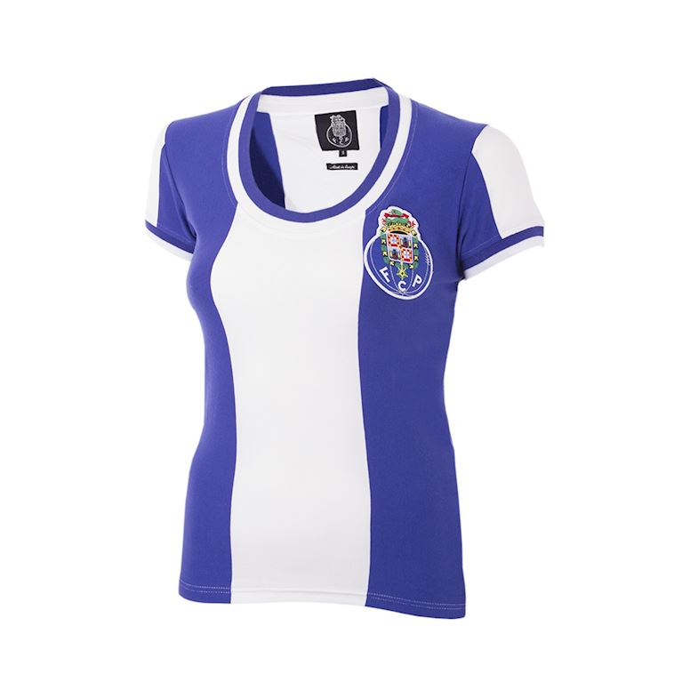 5303 | FC Porto 1971 - 72 Womens Retro Football Shirt | 1 | COPA