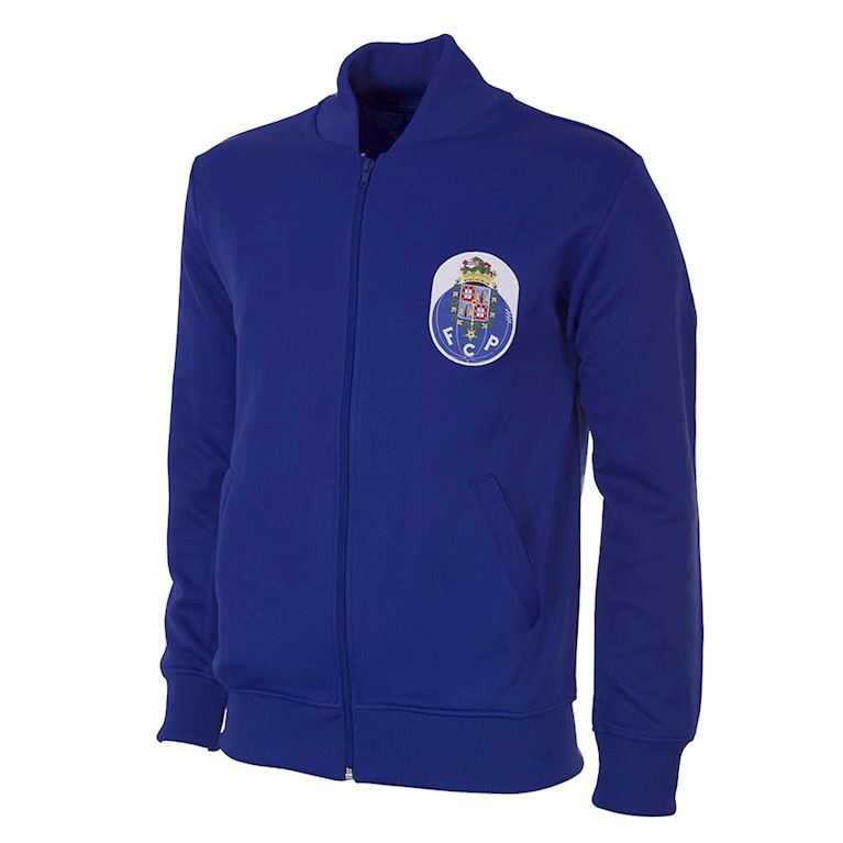 891 | FC Porto 1985 - 86 Retro Football Jacket | 1 | COPA