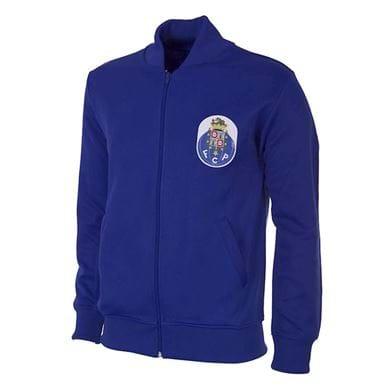 891   FC Porto 1985 - 86 Retro Football Jacket   1   COPA