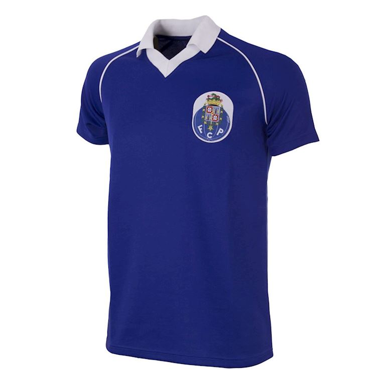 126 | FC Porto Away 1983 - 84 Short Sleeve Retro Football Shirt | 1 | COPA