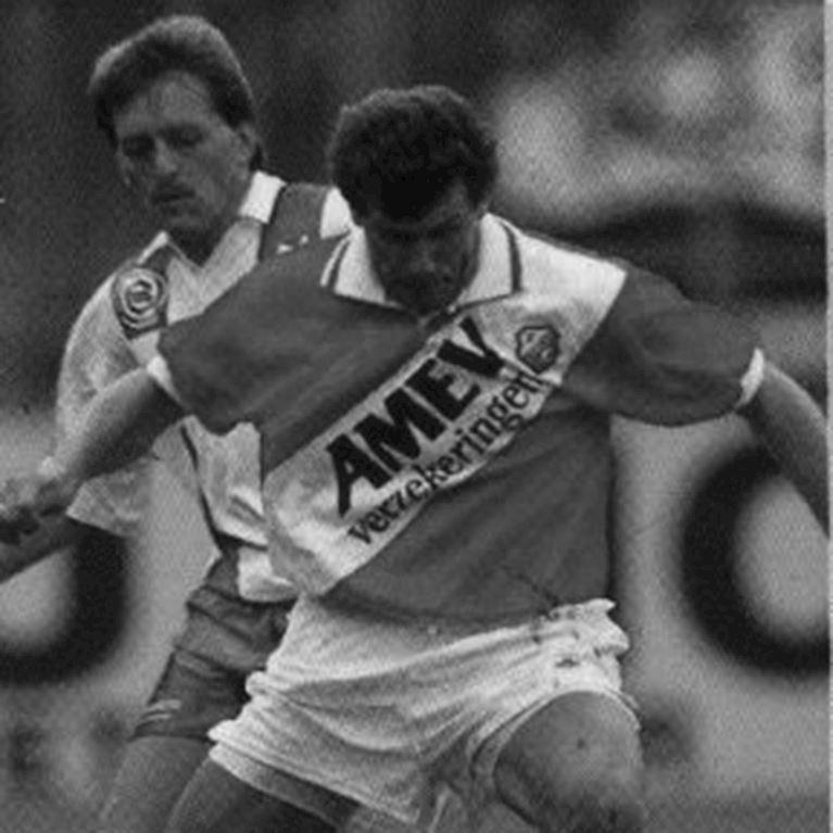 143 | FC Utrecht 1993 - 94 Short Sleeve Retro Football Shirt | 2 | COPA