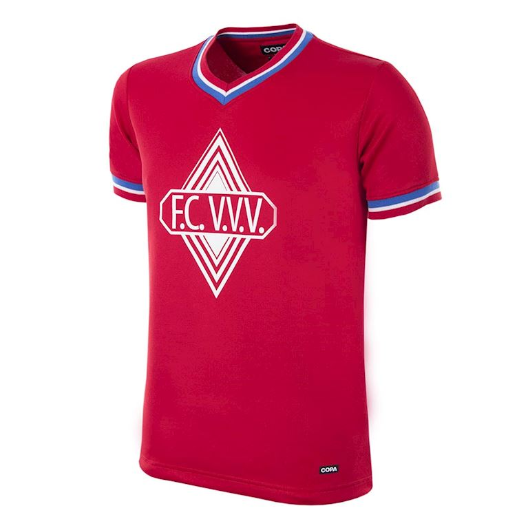 275 | FC VVV 1978 - 79 Retro Football Shirt | 1 | COPA
