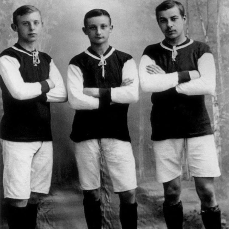 1241 | Feyenoord 1908 Long Sleeve Retro Football Shirt | 2 | COPA