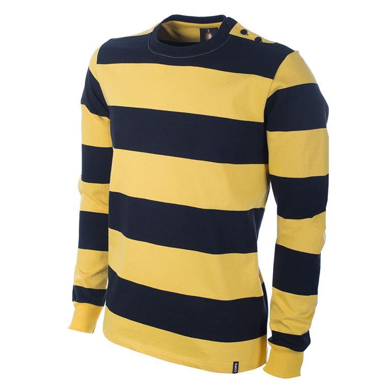 1242 | Feyenoord 1909 Long Sleeve Retro Football Shirt | 1 | COPA