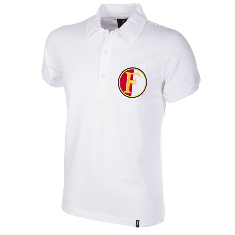 1251   Feyenoord 1958/60 Retro Football Shirt   1   COPA
