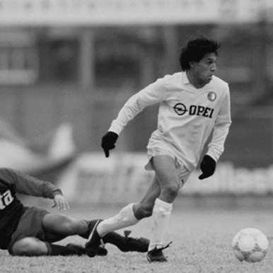 1255 | Feyenoord 1984 Away Retro Football Shirt | 2 | COPA