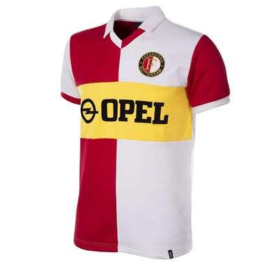 1254 | Feyenoord 1984 Retro Football Shirt | 1 | COPA