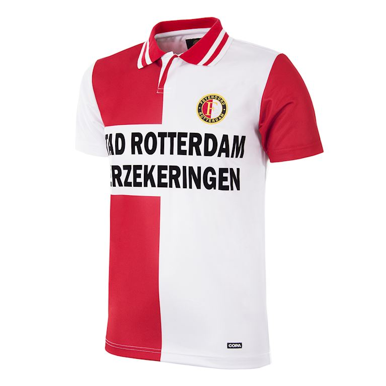 1258 | Feyenoord 1994 - 95 Retro Football Shirt | 1 | COPA