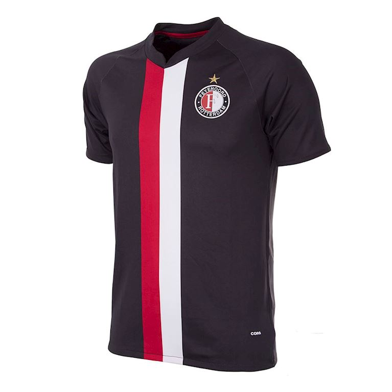 1257 | Feyenoord 2007 - 08 Short Sleeve Retro Shirt | 1 | COPA
