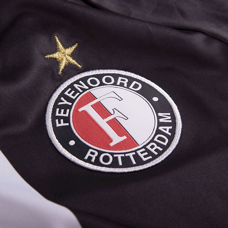 1257 | Feyenoord 2007 - 08 Short Sleeve Retro Football Shirt | 2 | COPA