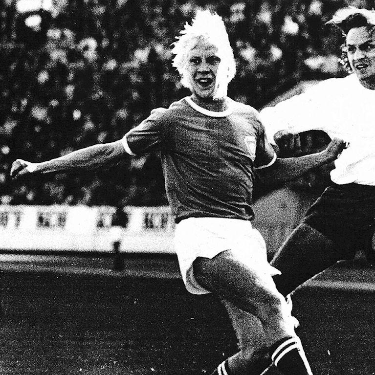 695   Finland 1970's Short Sleeve Retro Football Shirt   2   COPA