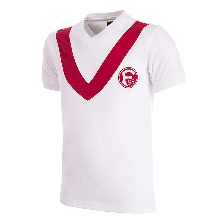 312 | Fortuna Düsseldorf 1965 Retro Football Shirt | 1 | COPA