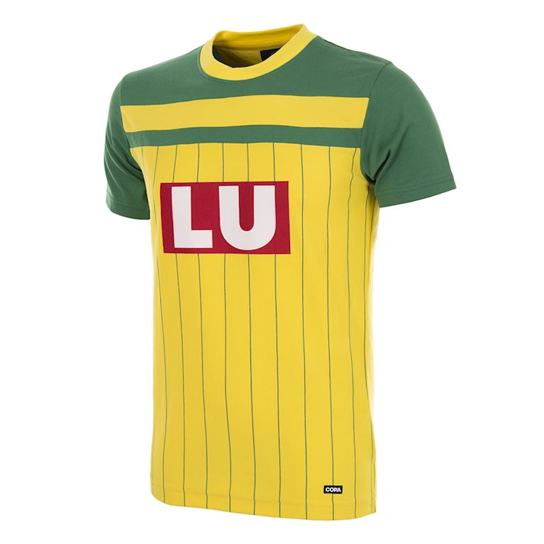 345 | Fortuna Sittard 1985 Retro Football Shirt | 1 | COPA