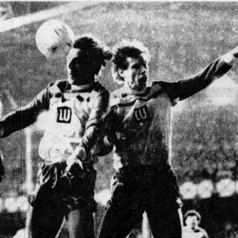 345 | Fortuna Sittard 1985 Maillot de Foot Rétro | 2 | COPA