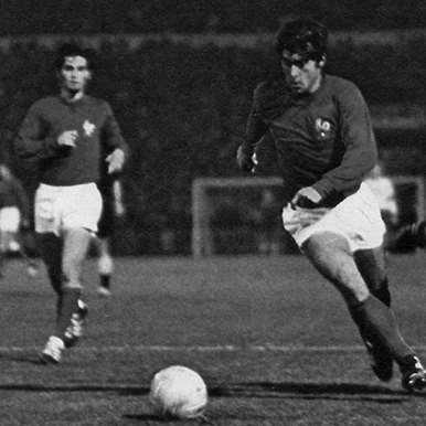 592 | France 1970's Retro Football Shirt | 2 | COPA