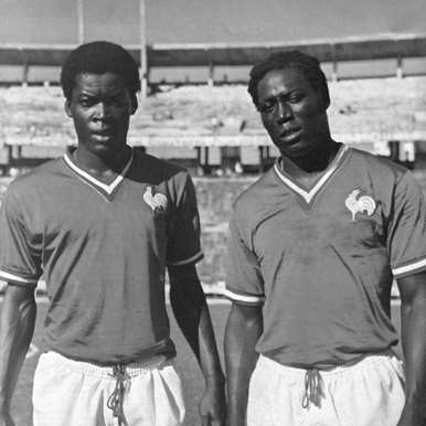 220 | France 1971 Retro Football Shirt | 2 | COPA