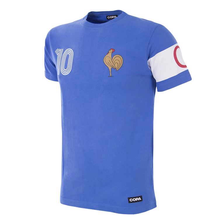 6554 | France Capitaine T-Shirt | 1 | COPA