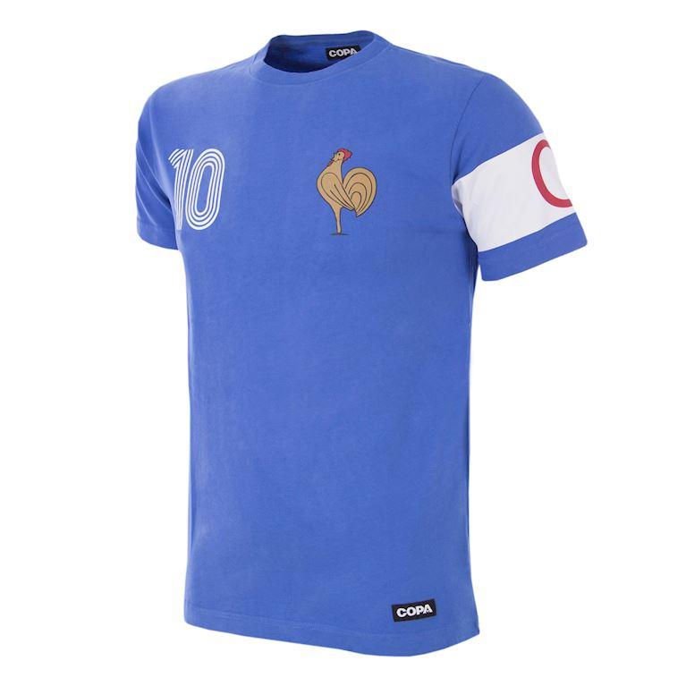 6554 | Frankrijk Capitaine T-Shirt | 1 | COPA