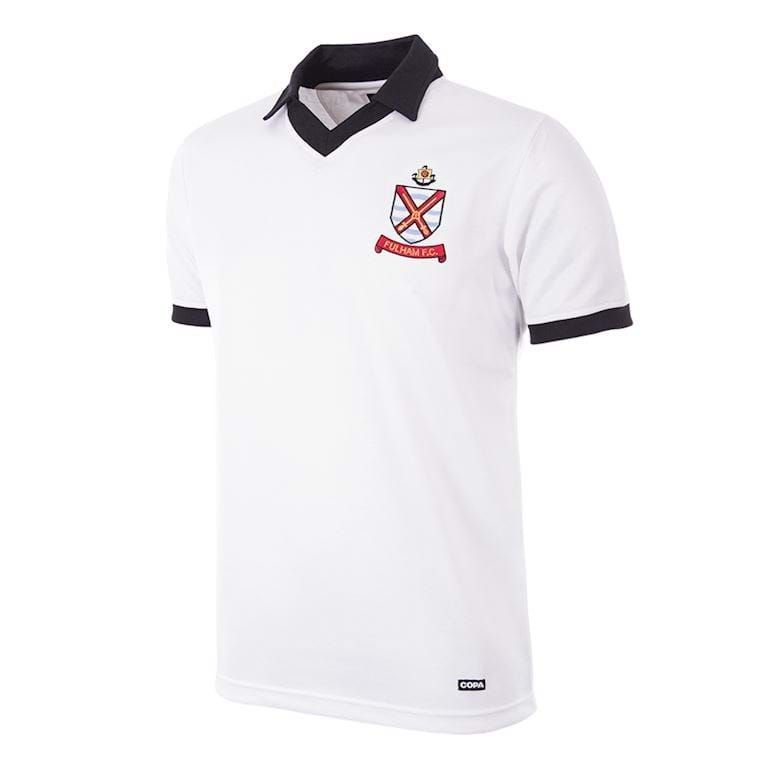 262 | Fulham FC 1977 - 81 Retro Football Shirt | 1 | COPA