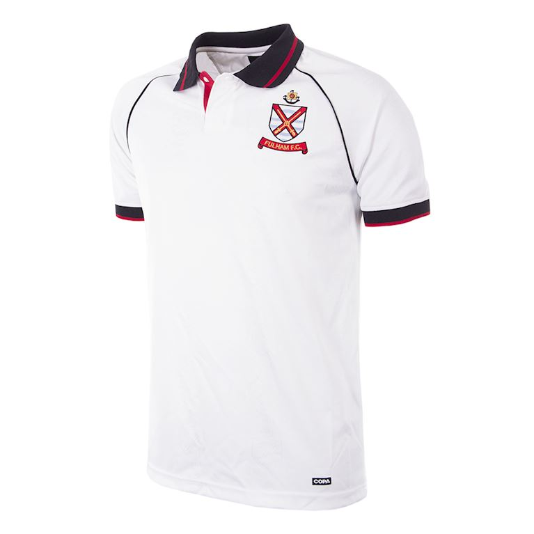 263 | Fulham FC 1992 - 93 Retro Football Shirt | 1 | COPA