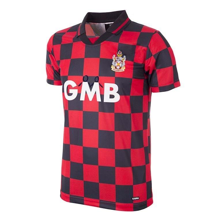 264 | Fulham FC 1996 - 97 Away Retro Football Shirt | 1 | COPA