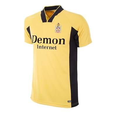 265   Fulham FC 1998 - 99 Away Retro Football Shirt   1   COPA