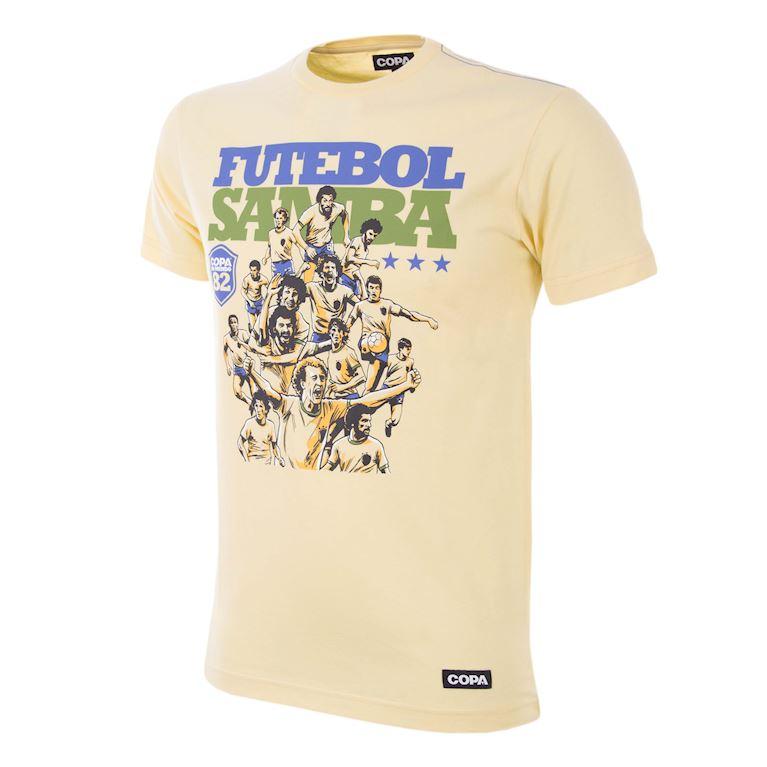 6547 | Futebol Samba T-Shirt | 1 | COPA