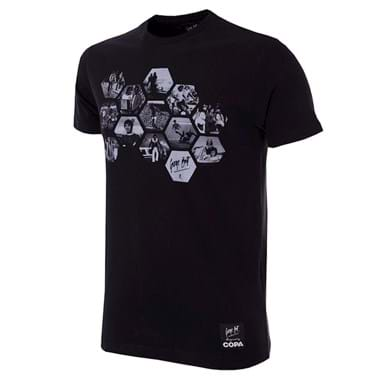 6767 | George Best Hexagon T-Shirt | 1 | COPA