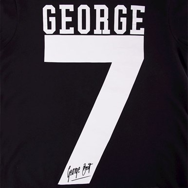 6770 | George Best Number 7 T-Shirt | 2 | COPA
