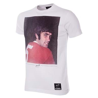 6768 | George Best Old Trafford T-Shirt | 1 | COPA