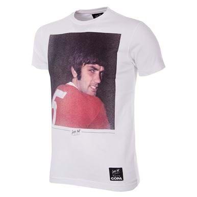 6768 | George Best Old Trafford T-Shirt | 1 | COPA