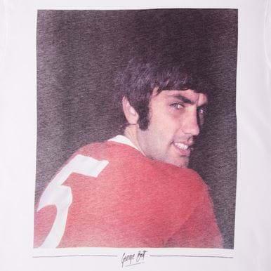 6768 | George Best Old Trafford T-Shirt | 2 | COPA