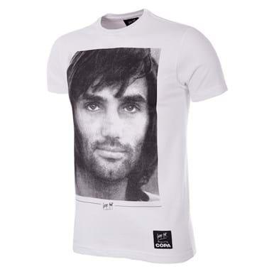6756 | George Best Portrait T-Shirt | 1 | COPA