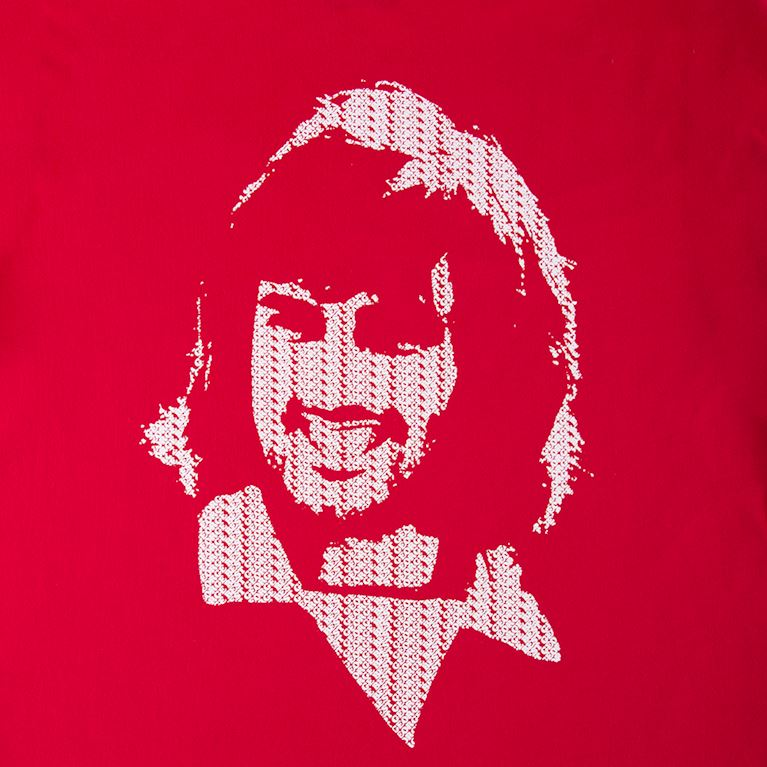 6751 | George Best Repeat Logo T-Shirt | 2 | COPA