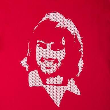 6751 | George Best Repeat Logo T-Shirt | 2 | COPA