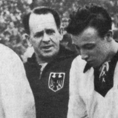 821   Germany 1960's Retro Football Jacket   2   COPA