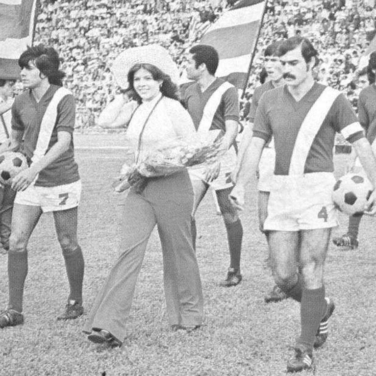 594 | Guatemala 1978 Short Sleeve Retro Football Shirt | 2 | COPA