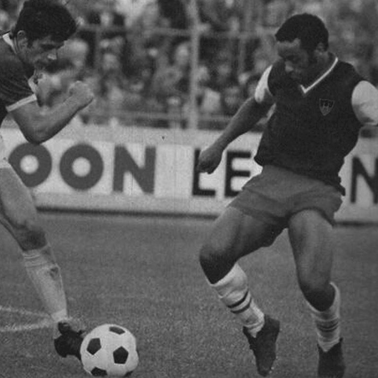 793 | HFC Haarlem 1973 Short Sleeve Retro Football Shirt | 2 | COPA