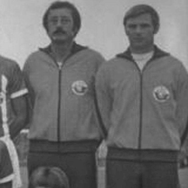 878 | Hansa Rostock 1980's Retro Football Jacket | 2 | COPA