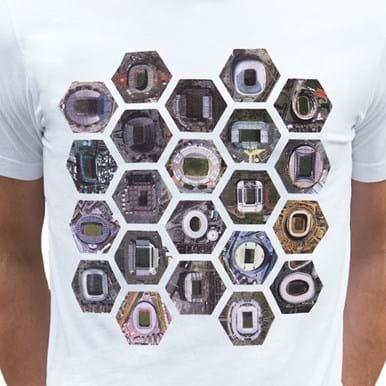 6750 | Hexagon Stadium T-Shirt | 2 | COPA