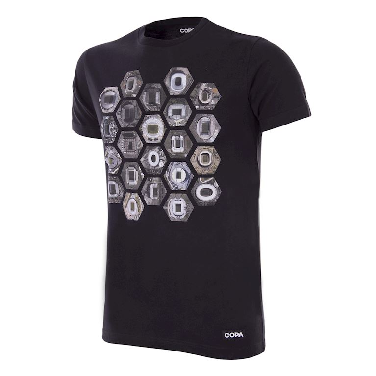 6749 | Hexagon Stadium T-Shirt | 1 | COPA
